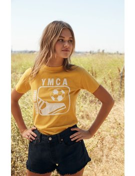 Vintage Ymca T Shirt by Retro Gold