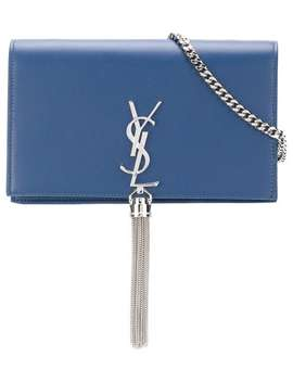 Small Classic Kate Chain Wallet by Saint Laurent