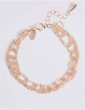 Looped Ball Chain Bracelet by Marks & Spencer