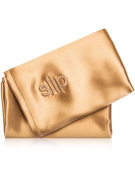 Queen Pure Silk Pillowcase   Gold (1 Piece) by Slipdedbqxrueqcqxqyxzdyryc