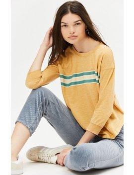 Day Stripe Sweatshirt by Rvca