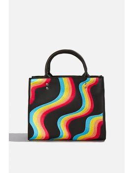 **Wiggle Rainbow Mini Tote By Skinnydip by Topshop