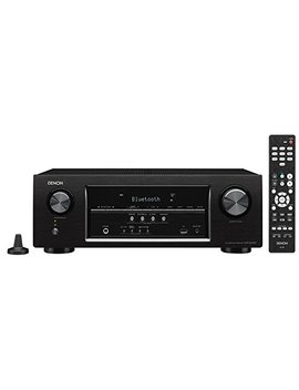Denon Avrs530 Bt 5.2 Channel Full 4 K Ultra Hd Av Receiver by Denon