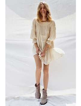 Sea Ya There Mini Dress by Free People