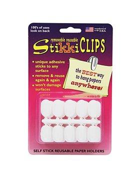 Stk01420 Stikki Clips by Stikkiworks