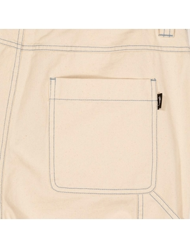 Twill Work Pants Natural by Stussy