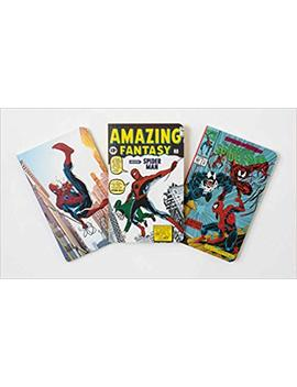 Marvel: Spider Man Through The Ages Pocket Notebook Collection by Insight Editions