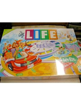 New 2007 Hasbro The Game Of Life Board Game Milton Bradley by Milton Bradley
