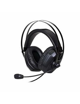 Cooler Master Master Pulse Mh320 Gaming Headset, 3.5mm, Self Adjusting Headband, Amped Mic, Volume Control by Amazon