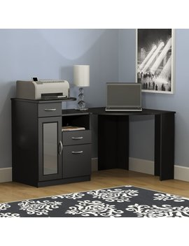 Latitude Run Wilmot Corner Desk & Reviews by Latitude Run