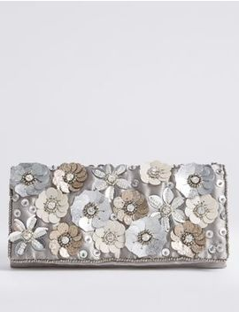 Glimmer Flower Jewellery Wrap by Marks & Spencer
