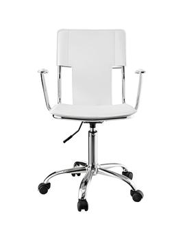 Studio White Office Chair by Modway