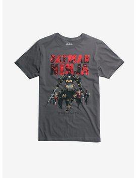 Dc Comics Batman Ninja Group T Shirt Hot Topic Exclusive by Hot Topic
