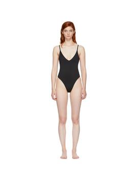 Black Jordyn Swimsuit by Myraswim