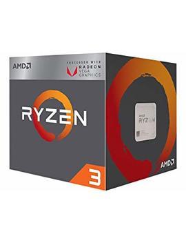 Amd Yd2200 C5 Fbbox Ryzen 3 2200 G Processor With Radeon Vega 8 Graphics by Amazon