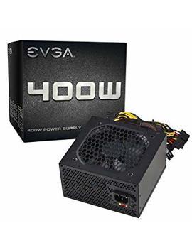 Evga 400 N1, 400 W, 2 Year Warranty, Power Supply 100 N1 0400 L1 by Amazon