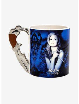 Buffy The Vampire Slayer Dagger Mug by Hot Topic