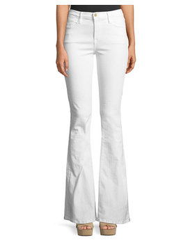 Le High Flare Jeans by Frame