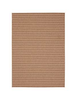 Loft Gracie Striped Natural Design Indoor/ Outdoor Rug by Generic