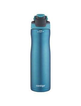 Contigo Autoseal Chill Stainless Steel Water Bottle, 24oz, Scuba by Contigo