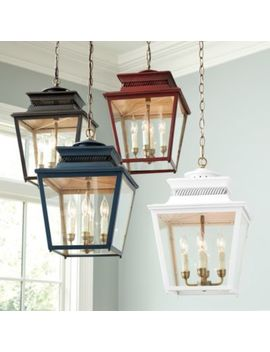 Piedmont 4 Light Lantern by Ballard Designs