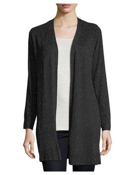 Flecked Duster Cardigan by Verve