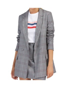 Cypress Check Blazer by The Fifth Label