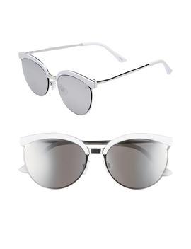 57mm Round Sunglasses by Bp.