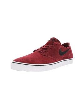 Nike Men's Zoom Oneshot Sb Team Red / Black White Ankle High Skateboarding Shoe   10 M by Nike