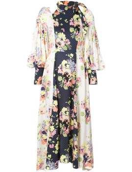 Jill Stuart Paola Floral Dresshome Women Jill Stuart Clothing Day Dresses by Jill Stuart