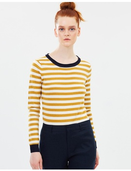 Basic Crew Neck Pullover by Maison Scotch