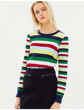 Colour Me Happy Ls Knit by Marcs