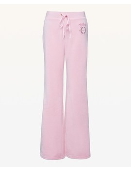 Juicy Laurel Velour Del Rey Pant by Juicy Couture