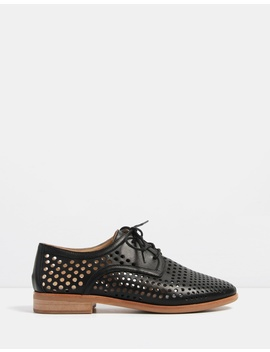 Vivid Lace Up Shoes by Jo Mercer
