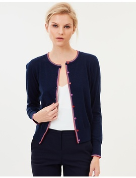 Top Tip Classic Cardigan by Marcs