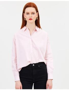 Loose Fit Tunic Shirt by Maison Scotch