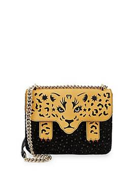 Killer Pandora Clutch by Charlotte Olympia