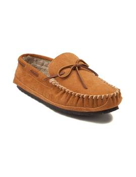 Mens Minnetonka Casey Slipper by Minnetonka