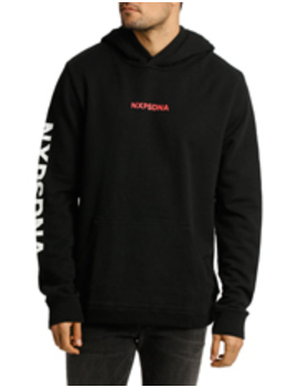 Protest Mode Long Sleeve Hooded Sweat by Nena & Pasadena