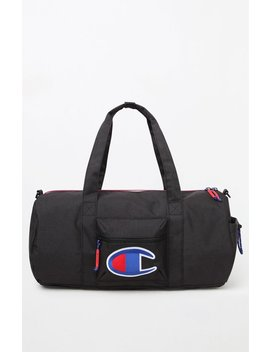 Supercise Barrel Duffel Bag by Champion
