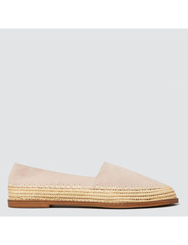 Elle Leather Flat by Seed Heritage