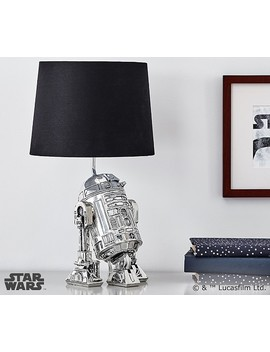 Star Wars™ R2 D2™ Lamp by Pottery Barn Kids