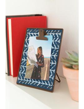 Indigo Photo Clip Board by Francesca's