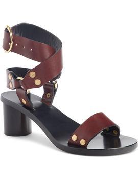 Jeyka Studded Moto Sandal by Isabel Marant