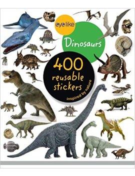 Eyelike Stickers: Dinosaurs by Workman Publishing