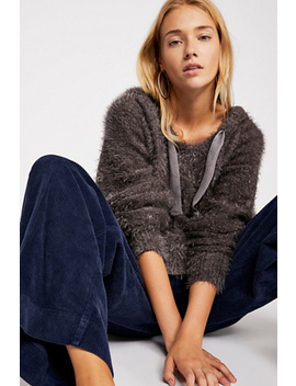 Light As A Feather Hoodie by Free People