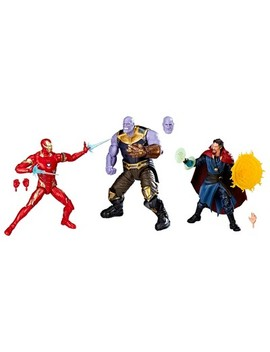 Marvel Studios: The First Ten Years Avengers: Infinity War Figure 3pk by Shop All Marvel