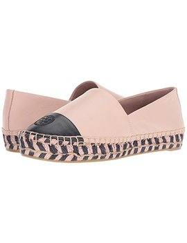 Color Block Platform Espadrille by Tory Burch