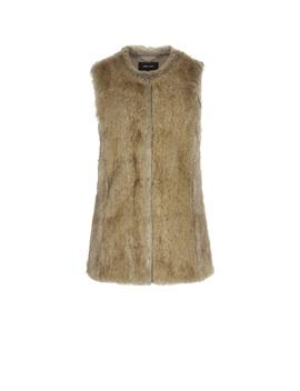 Luxury Faux Fur Gilet by Wb007 Cb048 Pb109 Wb006 Dc132 Dc020 Dc288 Dd011 Dd056 Sd002 Dd223 Fc101 Fc101 Dc030 Dc255 Pc054 Pc057 Dc030 Dc015 Pd008 Pc089