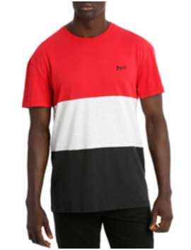 Bell Short Sleeve Crew Tee by Jack & Jones